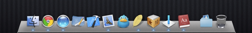 Wren for Mac Dock