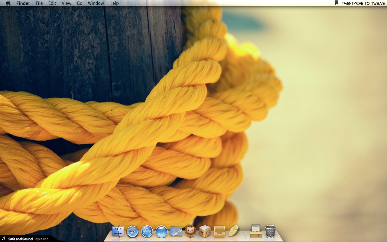 July 2012 Desktop