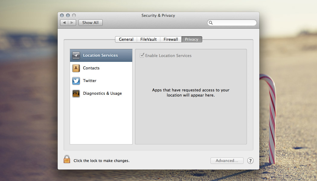Clean Location Services in Mountain Lion