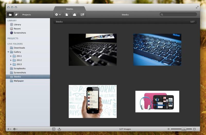 Pixa Stock Folder