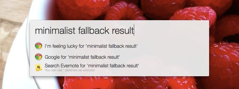 Alfred Fallback Results
